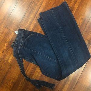 Chico's Jean Platinum Trouser SZ 1.5